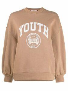 MSGM Youth sweatshirt - Neutrals