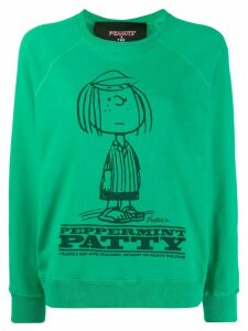 Marc Jacobs Peppermint Patty sweatshirt - Green