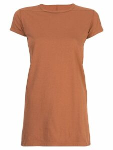 Rick Owens relaxed short-sleeve T-shirt - Brown