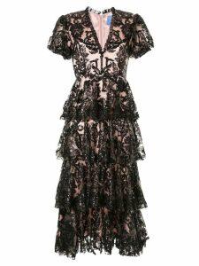 Macgraw Parody dress - Black