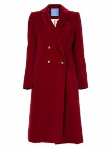 Macgraw Royal double-breasted blazer - Red