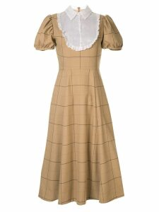 Macgraw Library dress - Brown