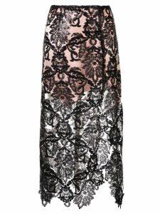 Macgraw Parody skirt - Pink