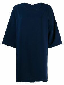 P.A.R.O.S.H. loose fit T-shirt dress - Blue