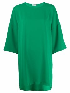 P.A.R.O.S.H. loose fit T-shirt dress - Green