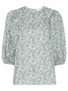 Les Reveries Liberty Chive floral print top - Libeerty Chive