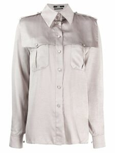 Karl Lagerfeld Karl Armour shirt - Grey