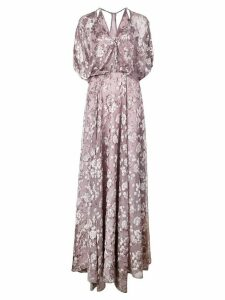 Zac Zac Posen Joss gown - Purple