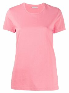 Moncler basic short sleeve T-shirt - Pink