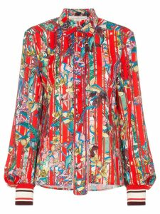 Golden Goose Isako floral print shirt - Multicolour