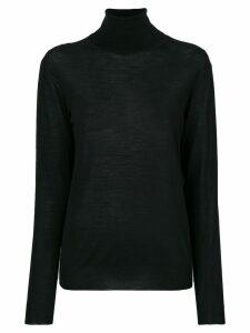 Stella McCartney turtleneck jumper - Black