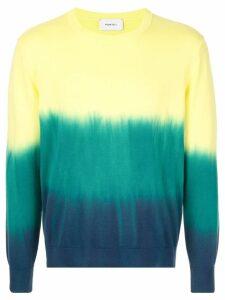 Ports V ombré sweatshirt - Multicolour