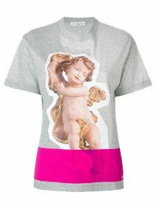 Golden Goose printed T-shirt - Grey