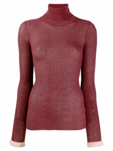 Semicouture Dalya sweater - Red