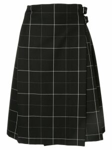 Macgraw Commentary kilt - Black