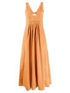 Three Graces Vestido Laurette dress - Orange