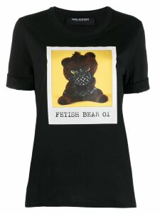 Neil Barrett Fetish Bear 01 T-shirt - Black