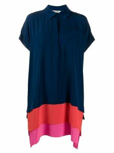 Diane von Furstenberg shirt dress - Blue