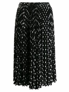 Marc Jacobs polka dot skirt - Black