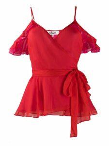 Diane von Furstenberg off-the-shoulder blouse - Pink
