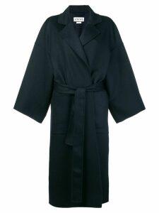 Loewe long coat - Blue