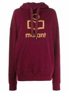 Isabel Marant Étoile Mansel hoodie - Red