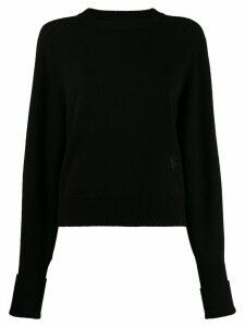 Chloé long sleeved pullover - Black