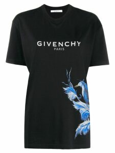 Givenchy Birds T-shirt - Black