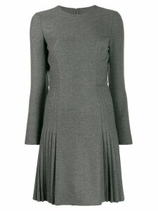 Ermanno Scervino stretch flannel dress - Grey