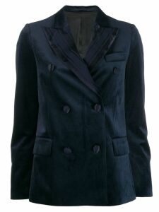 Golden Goose double buttoned blazer - Blue