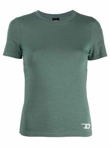 Diesel logo T-shirt - Green