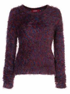 Sies Marjan Ange furry sweater - Purple