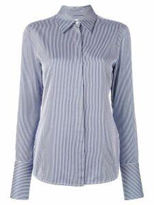 Victoria Victoria Beckham bow back shirt - Blue