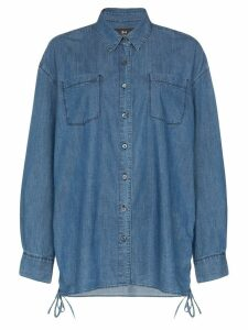 3x1 Corin denim shirt - Blue