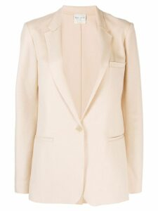 Forte Forte structured single breasted blazer - Neutrals