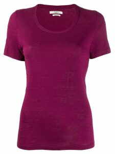 Isabel Marant Étoile Kiliann T-shirt - Purple