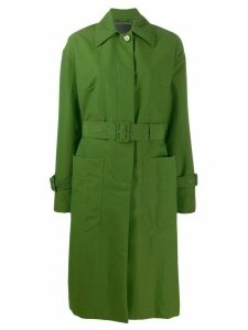 Christian Wijnants trench coat - Green