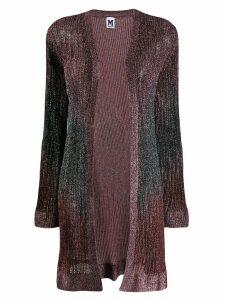 M Missoni lurex cardi-coat - Pink