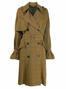Christian Wijnants trench coat - Neutrals
