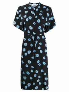 Christian Wijnants floral dress - Blue