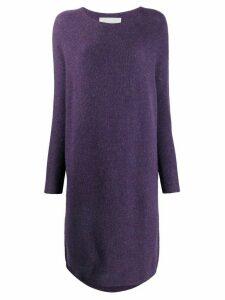 Christian Wijnants jumper dress - Purple