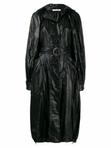 Givenchy oversized coat - Black
