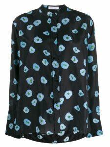 Christian Wijnants floral shirt - Blue