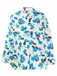 Christian Wijnants floral shirt - White