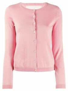 Red Valentino buttoned cardigan - Pink