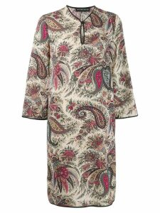 Etro Berkshire dress - Neutrals