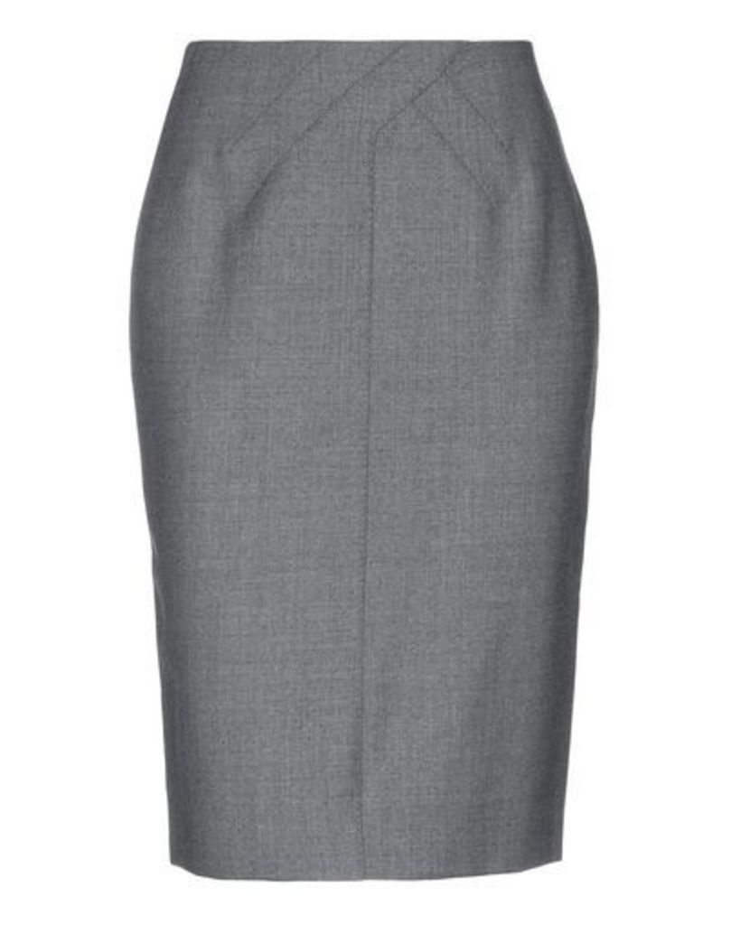 CLIPS SKIRTS Knee length skirts Women on YOOX.COM