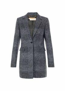 Tia Coat Black Ivory 12