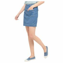 Bensimon  Denim short skirt  women's Skirt in Blue