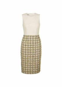 Suri Dress Ivory Multi
